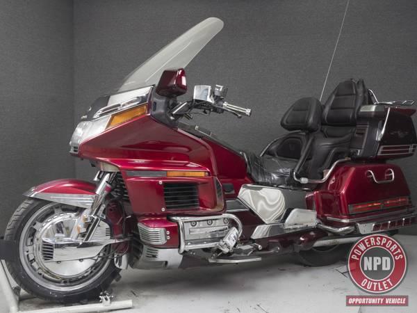 Photo 1994 Honda Goldwing 1500SE - $3,500 (Blanford)