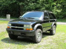 Photo 2002 Chevy Blazer ZR2 2door black 4x4 - $2,900 (bartonville)