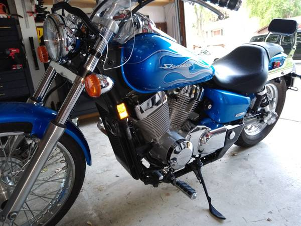 Photo 2008 Honda Shadow for sale - $2,750 (Springfield)