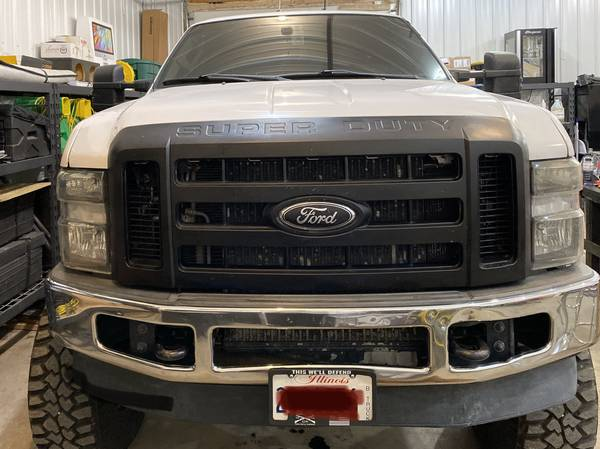 Photo 2008 lifted Ford F-250 6.4 4x4 XL - $9950