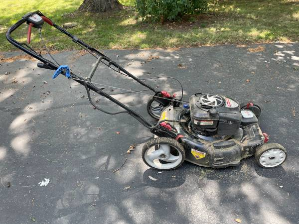 Photo Craftsman mower - $40