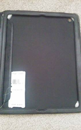 Photo Ipad Coach leather cover- New - $35 (Washington)