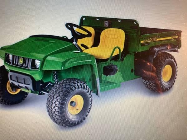 Photo JOHN DEERE TX gator - $8,100 (Decatur)