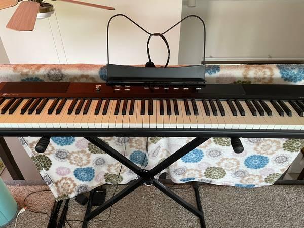 Photo Keyboard (Williams Legato) - $50 (Chaign)