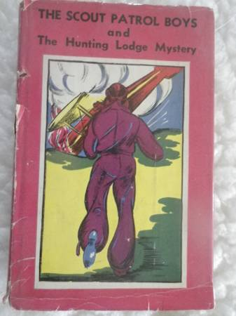 Photo The Scout Patrol Boys and The Hunting Lodge Mystery (Springfield)