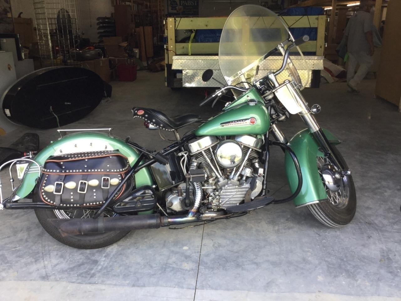Photo 1949 Harley-Davidson PANHEAD $40000