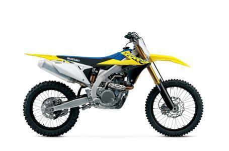 Photo 2021 Suzuki RM-Z 450 $8999