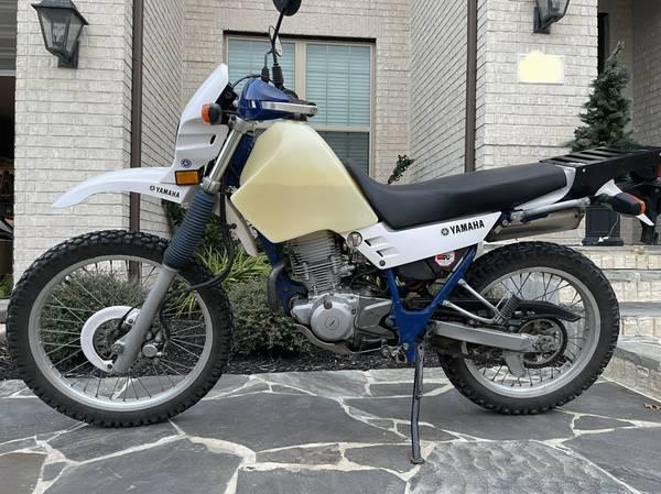 Photo 1996 Yamaha XT 225 - $2,300 (Boerne)