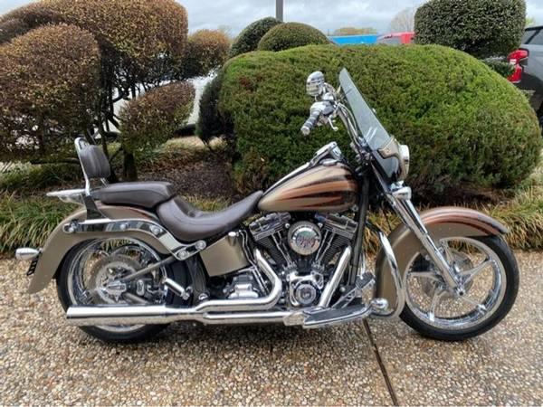 Photo 2012 Harley-Davidson CVO Softail Convertible FLSTSE3 - $13,984 (Harley-Davidson CVO Softail Convertible)