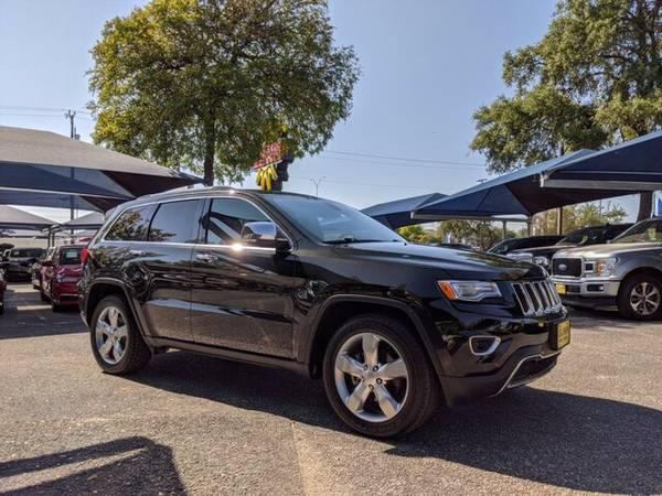 Photo 2015 Jeep Grand Cherokee Limited PRICE REDUCED - $19,488 (IH 10 W San Antonio, TX)