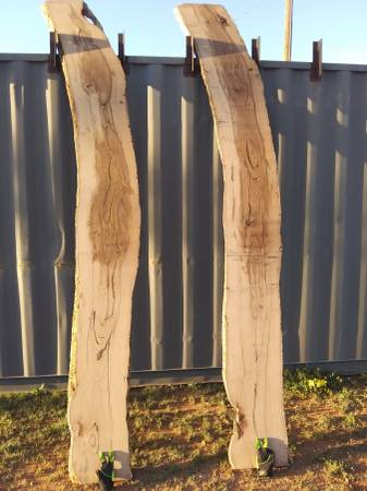 Photo Big Bad Wood  Mesquite Slabs (Sweetwater TX)