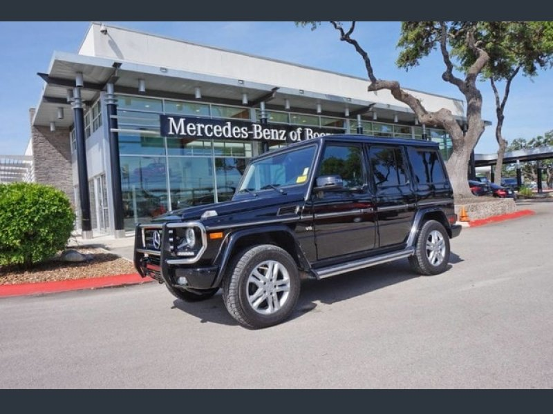 Photo Certified 2015 Mercedes-Benz G 550  for sale