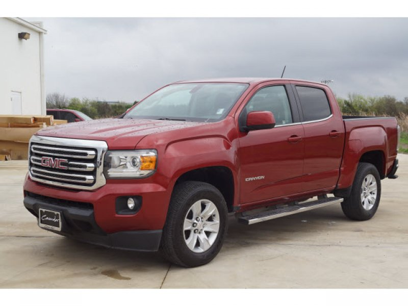 Photo Certified 2016 GMC Canyon 2WD Crew Cab SLE for sale