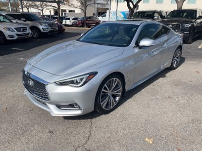 Photo Certified 2017 INFINITI Q60 w Premium Package for sale
