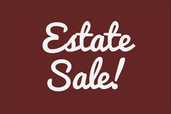 Photo Estate Sale Moving Sale. Sun. Nov. 22 (San Antonio)