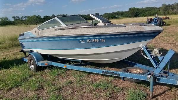 Photo Old Boat and Trailer for sale - $500 (LytleAtascosa)
