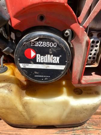 Photo Redmax EBZ8500 Back Pack Blower - $300 (San Antonio)