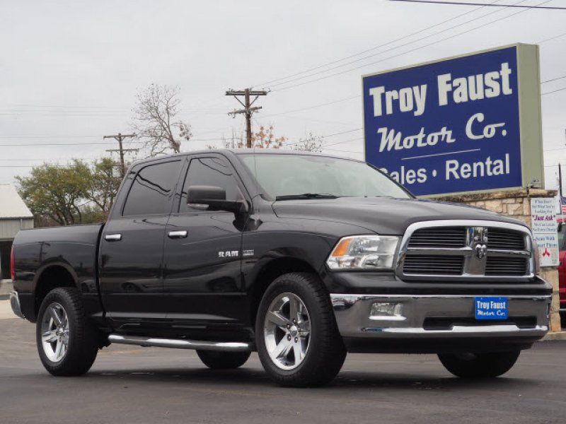 Photo Used 2010 Dodge Ram 1500 Truck Lone Star for sale