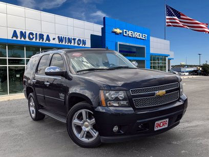 Photo Used 2013 Chevrolet Tahoe 2WD LS w Texas Edition for sale