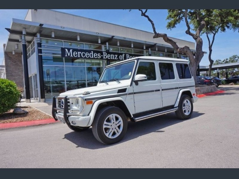 Photo Used 2013 Mercedes-Benz G 550  for sale