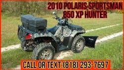 Photo fgjhgjgjlike new condition Polaris Sportsman 850 XP Hunter- fgjhgjgj - $1,000 (del rio)