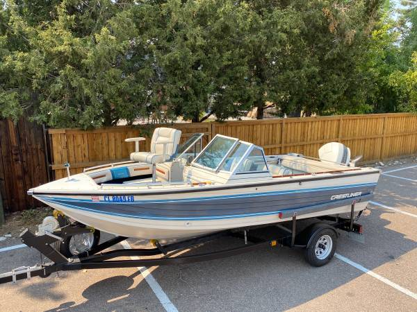 Photo 1639 Nordic Crestliner Mirage Sport Fish - Fishing Boat - $5,400 (Hden  I25)