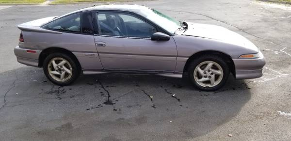 Photo 1991 Mitsubishi Eclipse GSX - $6,500 (BRIGHTON)