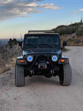 Photo 1997 Jeep Wrangler Sahara (TJ) $10K OBO - $10,000