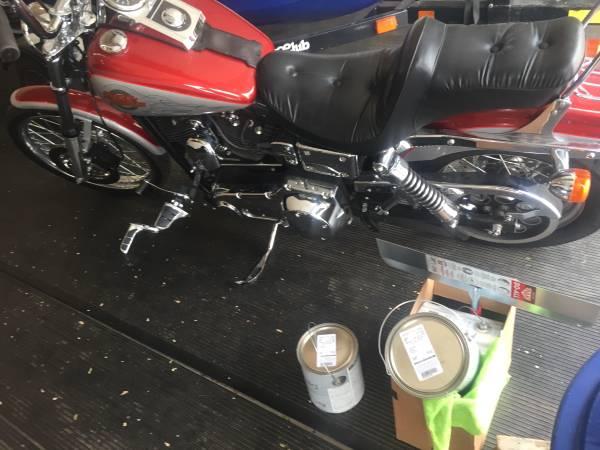 Photo 2000 Harley Davidson Dyna Wide Glide - $6,000 (Littleton)