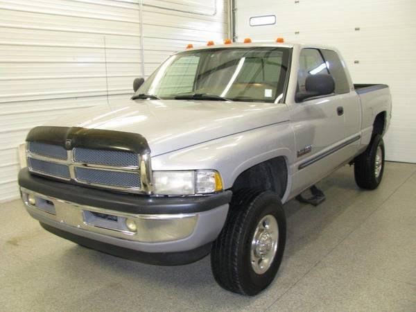 Photo 2001 Dodge Ram 2500 4X4 Diesel Pickup -One Owner- EXCELLENT CONDITION - $21500 (Littleton, CO)
