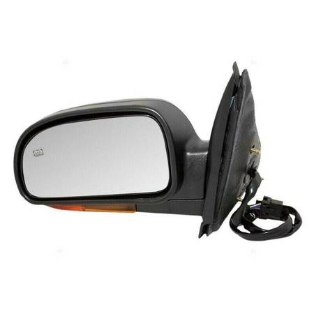 Photo 2002-2007 Chevy Trailblazer GMC Envoy Left Power Heated Mirror New - $50 (Brighton)