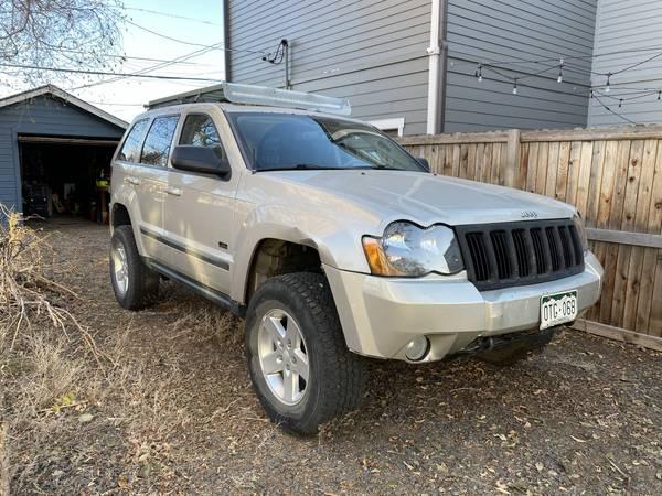 Photo 2008 Jeep Grand Cherokee - v8 4.7l, Lifted, Adventure Ready - $7,200 (Edgewater)