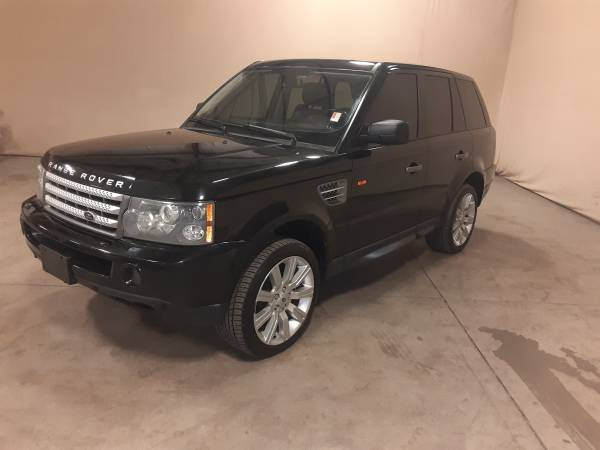 Photo 2008 Land Rover Range Rover Sport Supercharged AWD 4X4 AW4749 - $8,995 (PARKER)