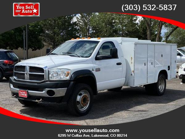 Photo 2009 Dodge Ram 4500 Regular Cab  Chassis - Financing Available - $17999.00