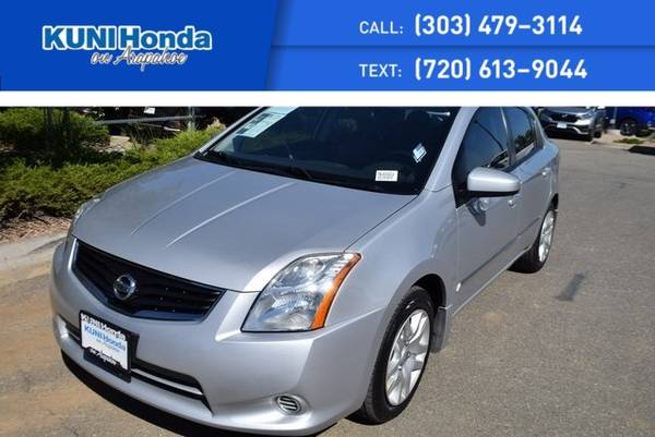 Photo 2011 Nissan Sentra 2.0 S - $4,994 (Centennial)