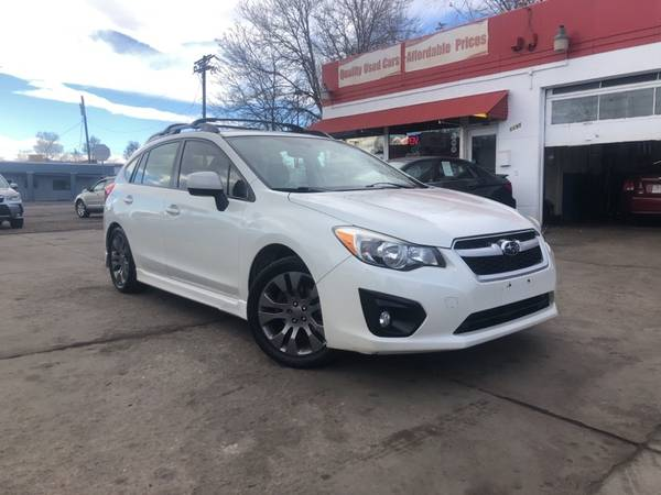 Photo 2013 Subaru Impreza 2.0i Sport Prem 109K Mi-Primera Auto LLC StockD52 - $8495 (Wheat Ridge)