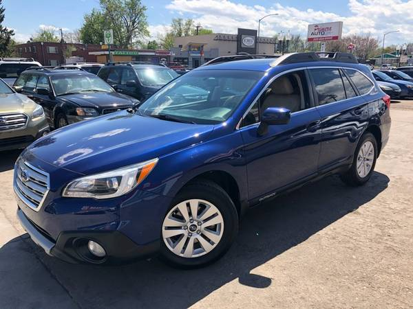 Photo 2015 Subaru Outback 2.5i Premium 159K Mi-Prtimera Auto LLC Stock J183 - $8,995 (Wheat Ridge)