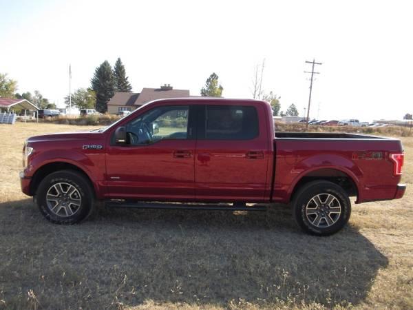 Photo 2016 Ford f-150 f150 f 150 XLT 4x4 4dr SuperCrew 5.5 ft. SB - $35,800 (Kiowa)