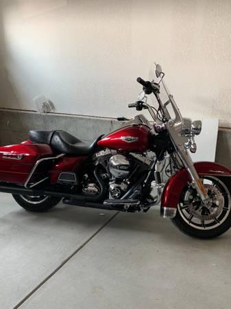 Photo 2016 Harley Davidson FLHR Road King - $13,900 (Castle Rock)