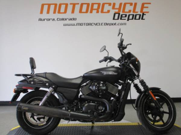 Photo 2017 Harley Davidson Street 750 - $5,599 (MOTORCYCLE DEPOT)