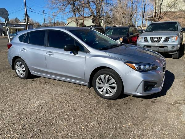 Photo 2018 Subaru Impreza 2.0i CVT 5-Door 22K Mi-Primera Auto LLC Stock2102 - $15,995 (Wheat Ridge)