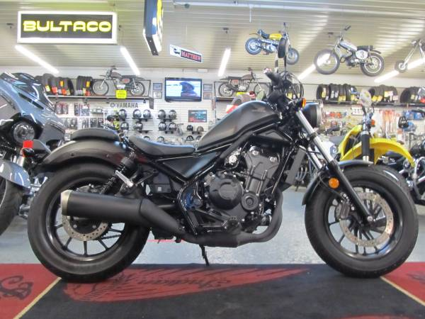 Photo 2019 Honda CMX500 ABS-LOW MILES (Steeles Cycle Buy,Sell,Trade,Consign) - $5,999 (Englewood)