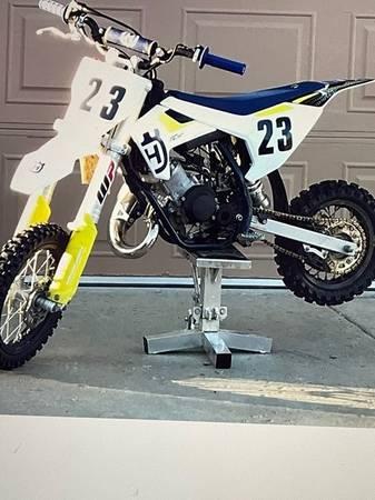 Photo 2020 Husqvarna TC 50 - $4,250 (Parker)