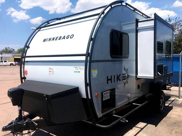Photo 20ft Off Road Teardrop Trailer, Encl Tanks, Cargo Rack - $27,912 (North Co Springs off I-25)
