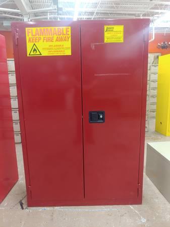Photo 45 Gallon Flammable Cabinet - $599 (Broomfield)