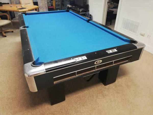 Photo 839 Pool Table - $250 (Brighton)