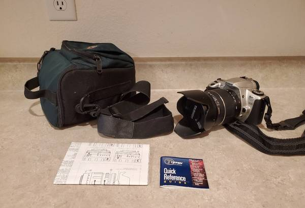 Photo Canon Rebel 2000 FILM Camera w lens - $75 (West Parker)