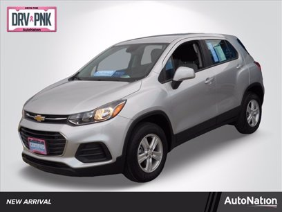 Photo Certified 2017 Chevrolet Trax AWD LS for sale