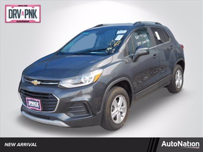 Photo Certified 2017 Chevrolet Trax AWD LT w 1LT for sale