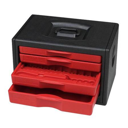 Photo Craftsman 4-Drawer Tool Storage Box (Plastic) - $20 (Littleton, CO)